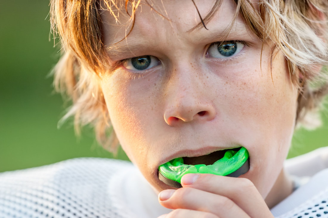 Sports Mouthguard in Chesapeake VA